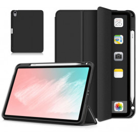 Casecentive Smart Case Tri-fold met Pencil Houder iPad Air 2020 zwart