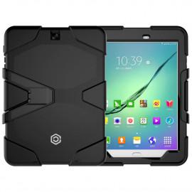 Casecentive Ultimate Case Galaxy Tab S2 9.7 Hülle schwarz