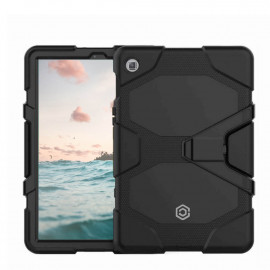 Casecentive Ultimate Hardcase Galaxy Tab A 10.1 2019 Hülle schwarz
