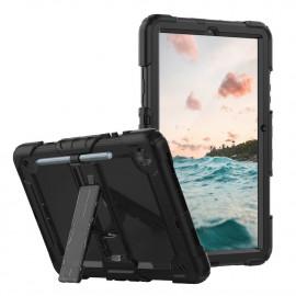 Casecentive Ultimate Hardcase Galaxy Tab S6 Lite 10.4 2020 schwarz