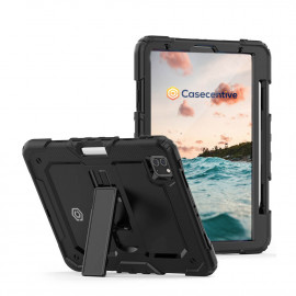 Casecentive Ultimate Hardcase iPad Air 2020 schwarz
