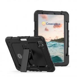 Casecentive Ultimate Hardcase iPad Pro 11 inch 2021 / 2020 / 2018 schwarz