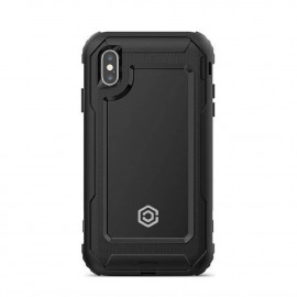 Casecentive Ultimate Hardcase iPhone X / XS schwarz