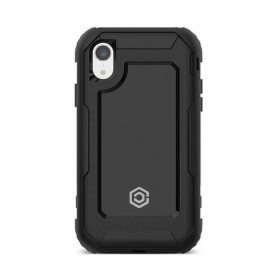Casecentive Ultimate Hardcase iPhone XR schwarz