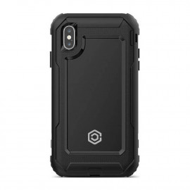 Casecentive Ultimate Hardcase iPhone XS Max schwarz