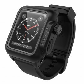 Catalyst waterproof Apple Watch case zwart