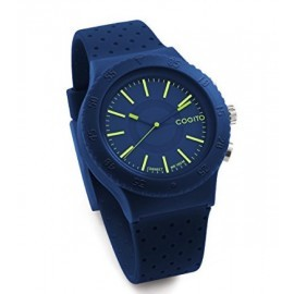 Cogito Smartwatch Fitness Tracker Pop Blue Electric