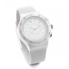Cogito Smartwatch Fitness Tracker Pop White Crisp