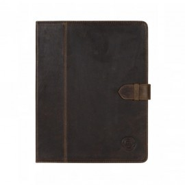 DBramante1928 Folio Case iPad 2/3/4 Hunter Dark