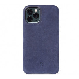 Decoded Bio Leather Case iPhone 11 Pro blau