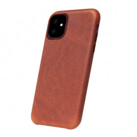 Decoded Leather Case iPhone 11 braun