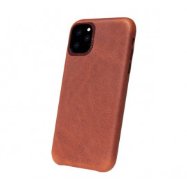 Decoded Leather Case iPhone 11 Pro braun