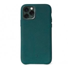 Decoded Leather Case iPhone 11 Pro grün