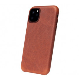 Decoded Leather Case iPhone 11 Pro Max braun