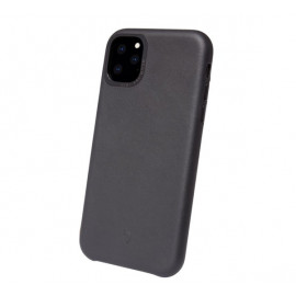 Decoded Leather Case iPhone 11 Pro Max schwarz
