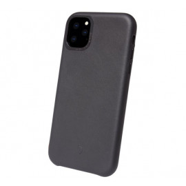 Decoded Leather Case iPhone 11 Pro schwarz