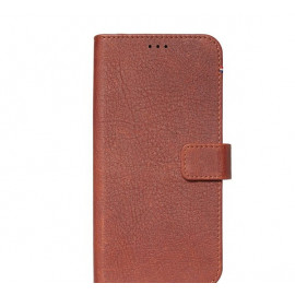 Decoded Leder Wallet Case iPhone 11 Pro braun