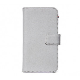 Decoded Leder Wallet Case iPhone 11 Pro Max grau