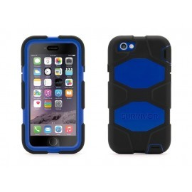 Griffin Survivor Extreme Duty hardcase iPhone 5 zwart