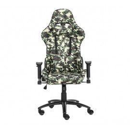 Gear4U Elite Army Gaming Stuhl Camouflage