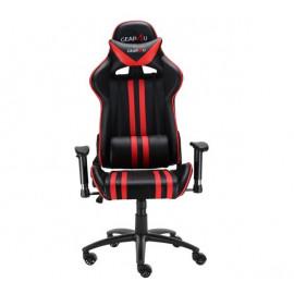 Gear4U Elite Gaming Stuhl Rot / Schwarz