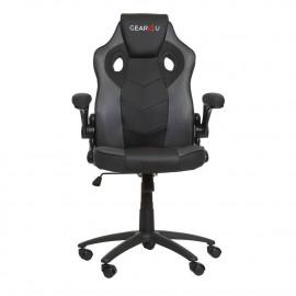 Gear4U Gambit Pro Gaming Stuhl Schwarz