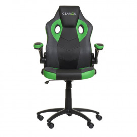 Gear4U Gambit Pro Gaming Stuhl Schwarz / Grün