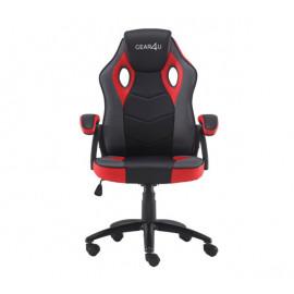 Gear4U Rook Gaming Stuhl Rot / Schwarz