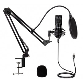 Gear4U Streaming-Mikrofon mit Standarm Bundle