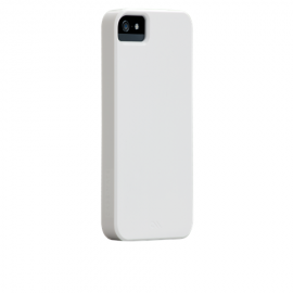 Case-Mate Barely There iPhone 5(S)/SE weiß