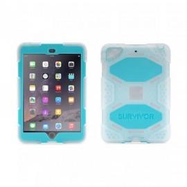 Griffin Survivor Hardcase iPad mini 1/2/3 blauw