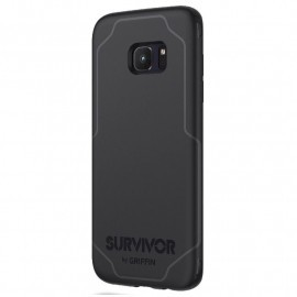 Griffin Survivor Journey Galaxy S7 Edge schwarz