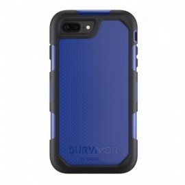 Griffin Survivor Summit iPhone 7 / 8 Plus Blau