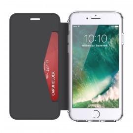 Griffin Reveal Schutzhülle für Apple iPhone 7/6s/6 schwarz/transparent