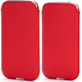Griffin rotes Slipcover Samsung Galaxy S4