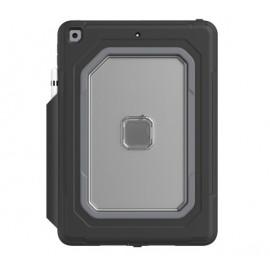 Griffin Survivor All-Terrain 2 Case iPad 10.2 Hülle (2019 / 2020) schwarz