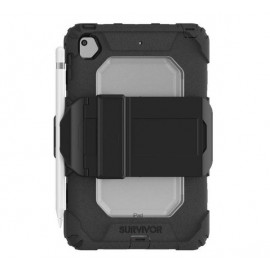 Griffin Survivor All-Terrain w/hand strap iPad Mini 5 schwarz