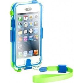 Griffin Survivor Catalyst Waterproof Case iPhone 5(S)/SE blau/grün
