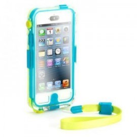 Griffin Survivor Catalyst Waterproof Case iPhone 5(S)/SE Türkis