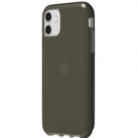 Griffin Survivor Clear iPhone 11 schwarz