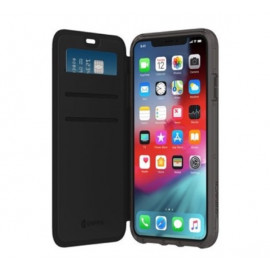 Griffin Survivor Clear Wallet iPhone 11 Pro klar / schwarz