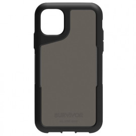 Griffin Survivor Endurance iPhone 11 schwarz / grau