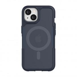 Griffin Survivor Endurance Magsafe Backcase iPhone 13 blau/grau
