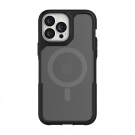 Griffin Survivor Endurance Magsafe Backcase iPhone 13 Pro Max schwarz/grau