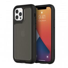 Griffin Survivor Extreme Case iPhone 12 / iPhone 12 Pro schwarz