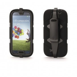 Griffin Survivor Extreme Duty hardcase Galaxy S4 zwart (GB37803)