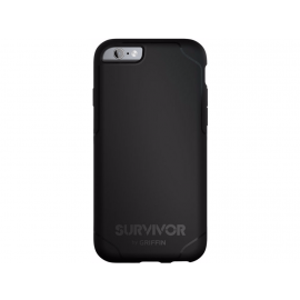 Griffin Survivor Journey iPhone 6(S)/7/8 Plus schwarz