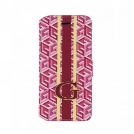 Guess G-Cube Book Case Galaxy S6 rot