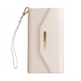 iDeal of Sweden Mayfair Clutch Wallet case iPhone 11 beige