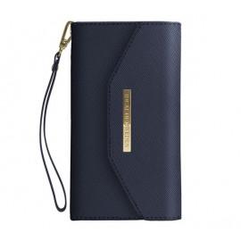 iDeal of Sweden Mayfair Clutch Wallet case iPhone 11 Pro blau